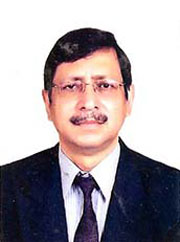 Prof. Syed Nur ul Haque, Chair, Scientific Exhibition Committee
